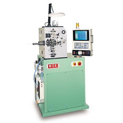 Htc 10cf Spring Coiler Forming Systems Inc